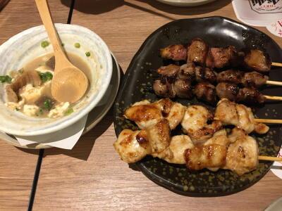 お食事メニュー|新宿南口 居酒屋 三代目鳥メロ